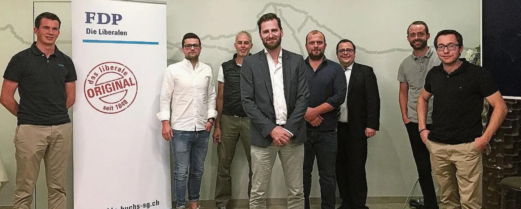 Die FDP-Ortsparteien der zehn grössten Gemeinden im Kanton arbeiten enger zusammen